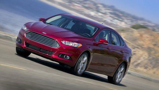 Ford tăng trưởng mạnh trong tháng 8