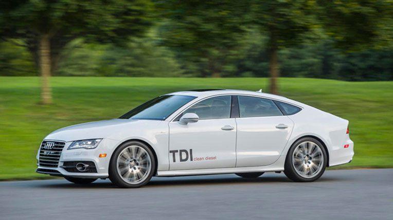 10 mẫu xe động cơ diesel rất đáng quan tâm