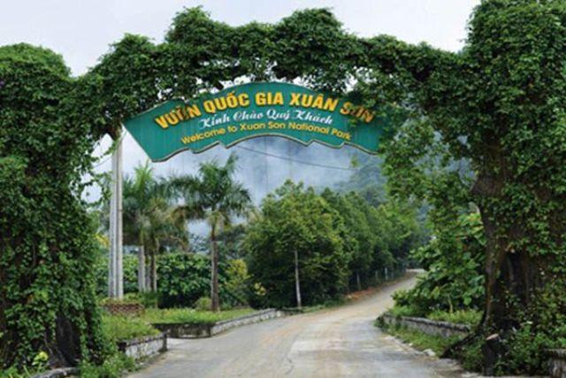 Vườn Quốc gia Xuân Sơn