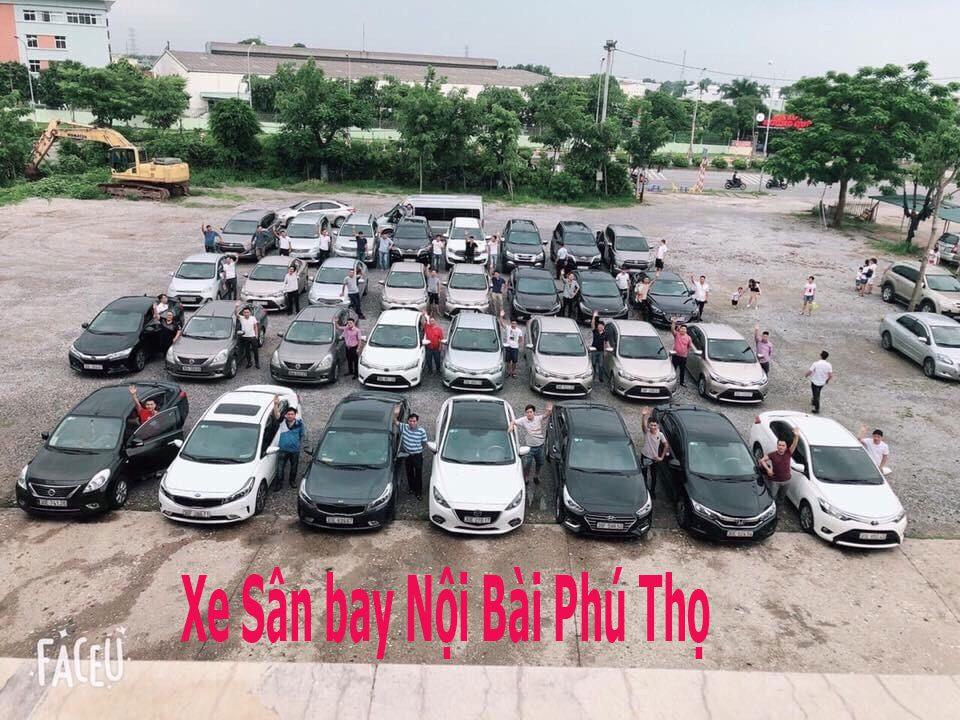 5 Cách đi từ sân bay Nội Bài về Phú Thọ