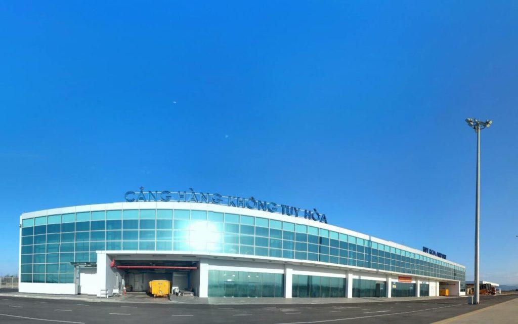 Thông tin có thể bạn chưa biết về sân bay Tuy Hòa của tỉnh Phú Yên