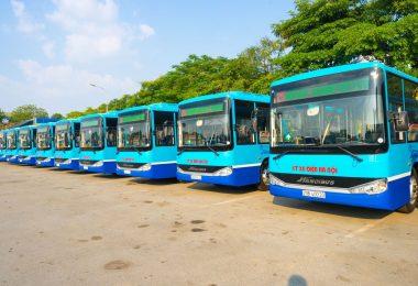 Danh sách các xe buýt từ sân bay nội bài về hà nội