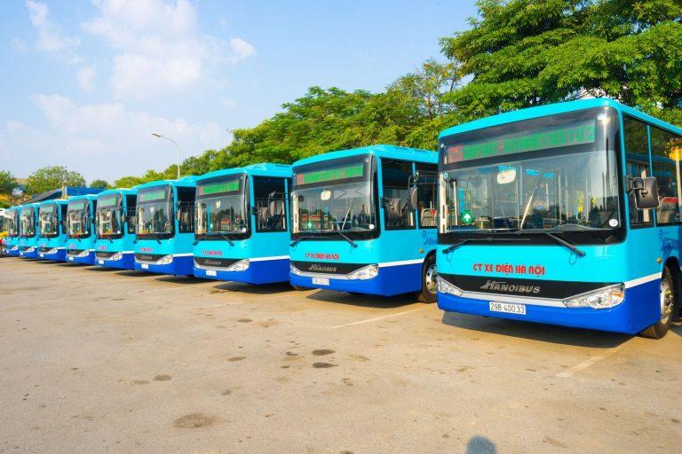 Những tuyến xe bus đi sân bay Nội Bài thông dụng nhất hiện nay