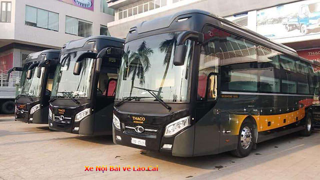 Xe Limousine đi Lào Cai