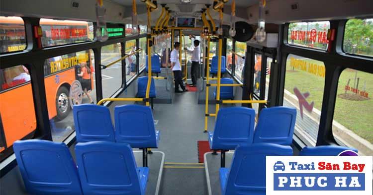 9 Tuyến xe bus đi sân bay Nội Bài – Thời gian, giá vé, lộ trình