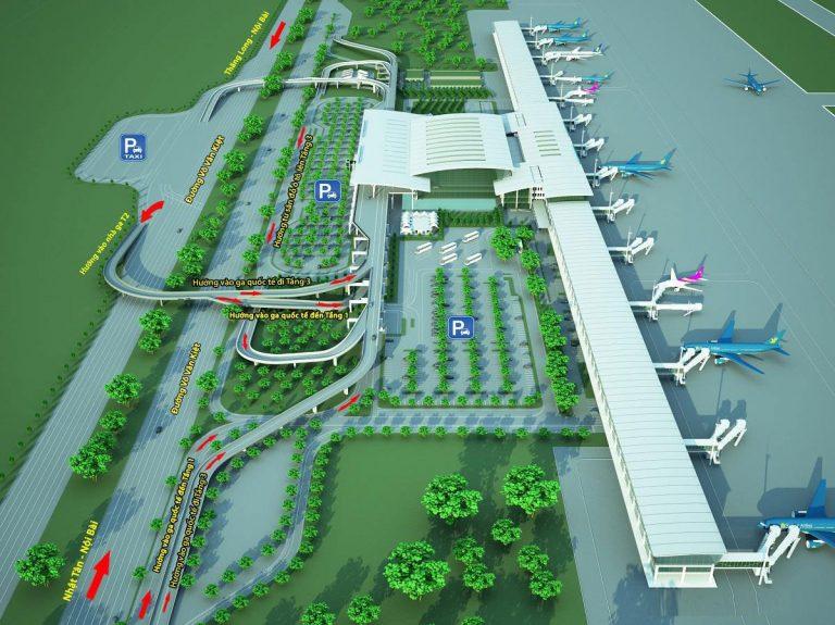 Tất tần tật thông tin cần biết về Sân bay Quốc tế Nội Bài