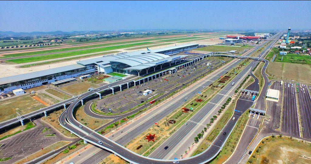 Sân bay Nội Bài cách Hà Nội bao nhiêu km