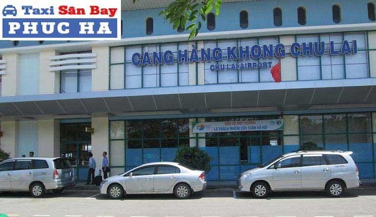 Taxi Sân bay Chu Lai