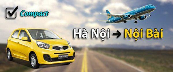 Giá taxi Nội Bài – Hà Nội