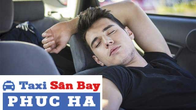 Tuyệt đối không ngủ quên trên xe