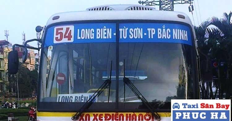 Xe bus 54