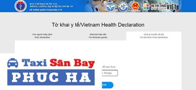Khai báo y tế điện tử qua website tokhaiyte.vn-1