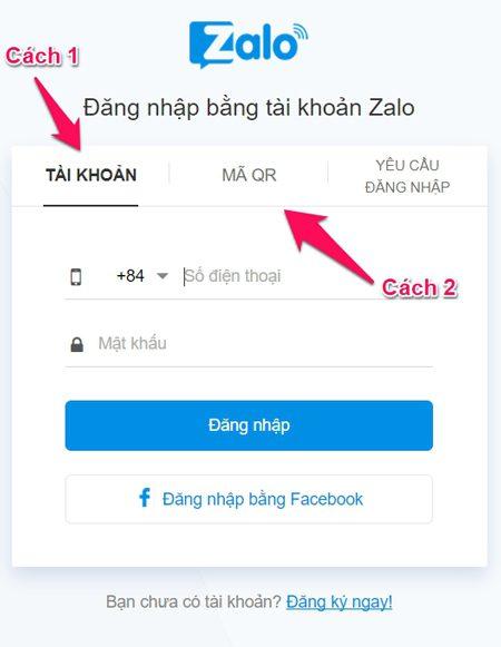 Zalo PC | Hướng dẫn cách tải, cài đặt và đăng nhập Zalo trên máy tính