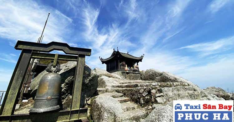 Linh thiêng chùa Yên Tử