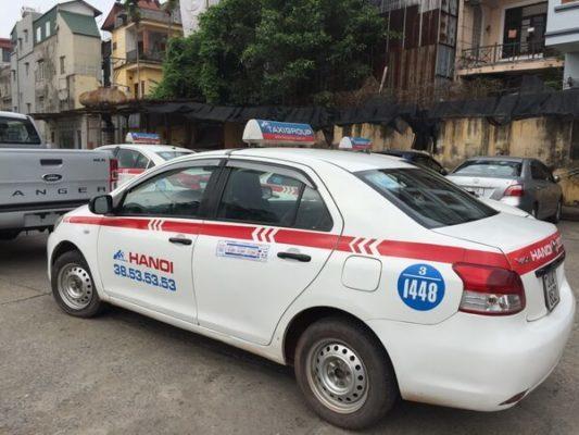 xe taxi Sao Hà Nội