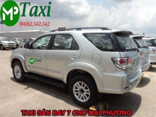 Mai Phương Taxi – Hà nội