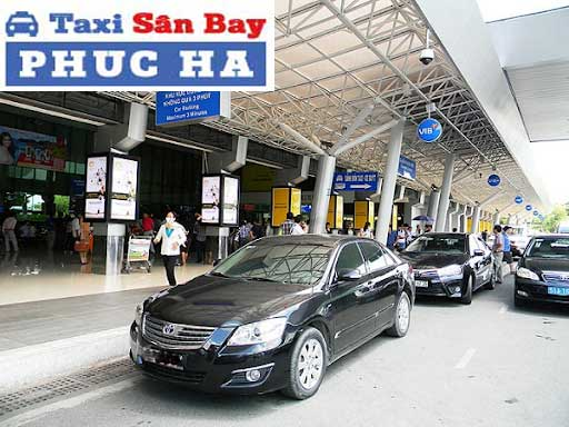 Đặt xe Taxi Nội Bài Phúc Hà