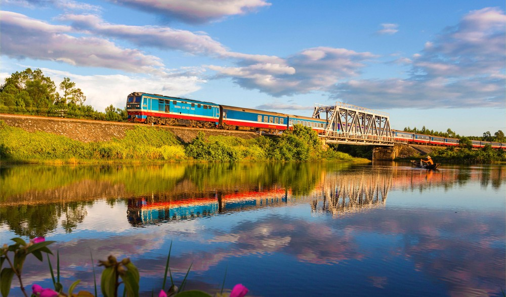 Du lịch Mũi Né bằng tàu hỏa