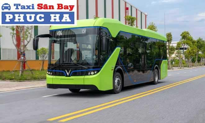 Di chuyển bằng Xe Bus công cộng