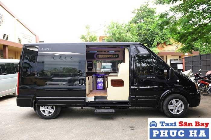 Di chuyển từ Hà Nội đến Tuyên Quang bằng Limousine