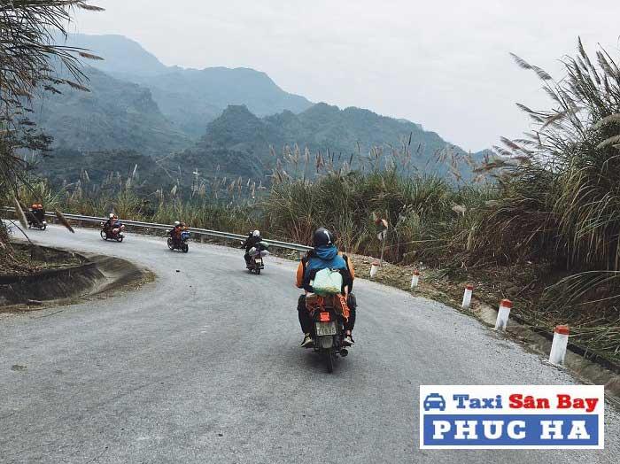 Di chuyển từ Hà Nội đến Yên Bái bằng xe máy