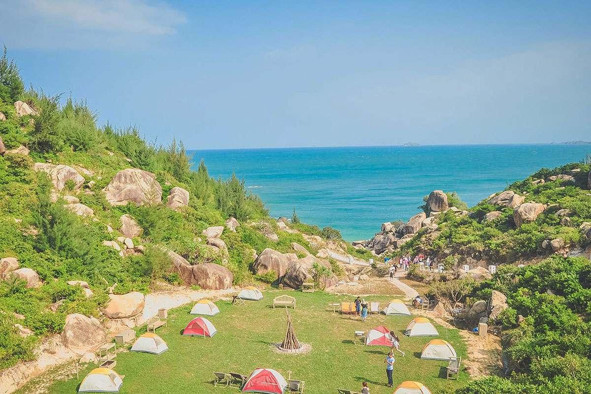 Khu du lịch dã ngoại Trung Lương