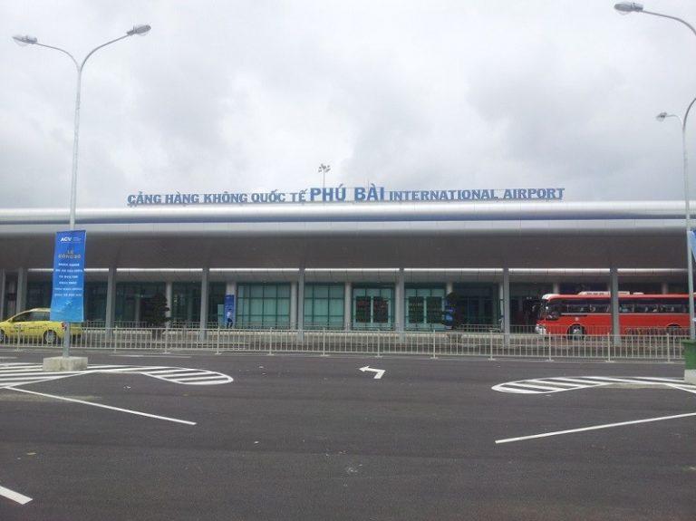 Sân bay quốc tế Phú Bài Huế