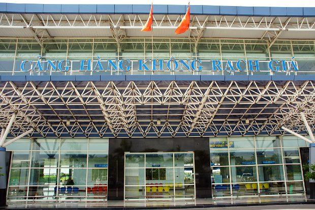 Sân bay Rạch Giá Kiên Giang