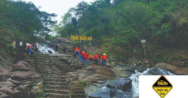 Khu di tích Suối Mỡ, Bắc Giang