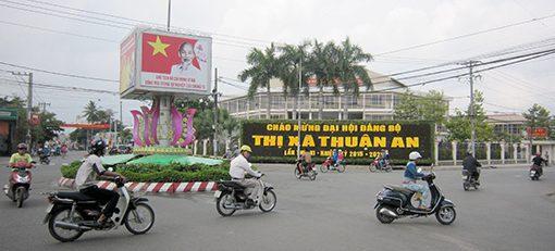 Khách Hàng Thân Thiết Taxi Thuận An