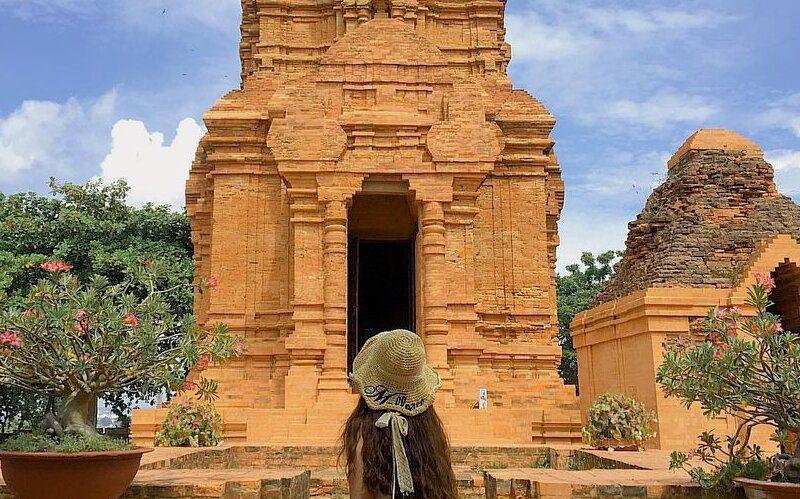Tháp Chăm Pô Sah Inư