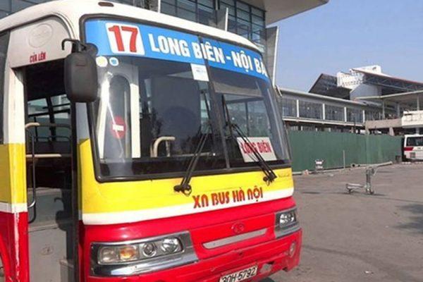 Xe bus Long Biên – Nội Bài