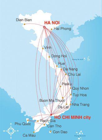 Danh sách sân bay tại Việt Nam