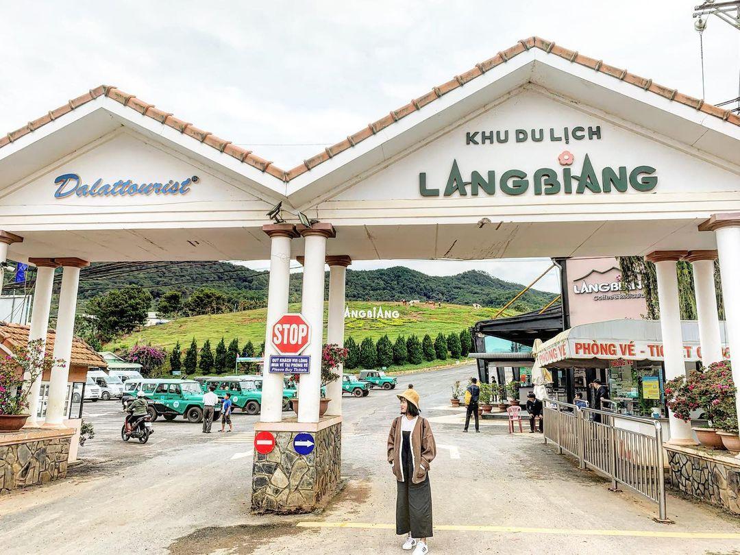khám phá văn hóa cồng chiêng tại Langbiang