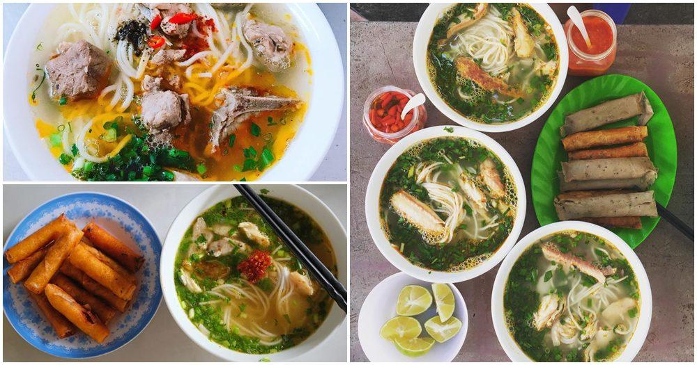 Cháo bánh canh món ăn nên thử khi đi du lịch Quảng Bình