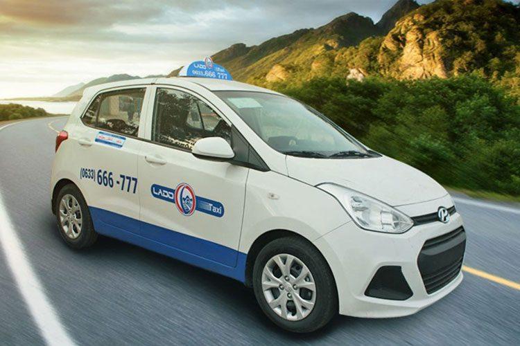Dịch vụ Taxi ở Đà Lạt