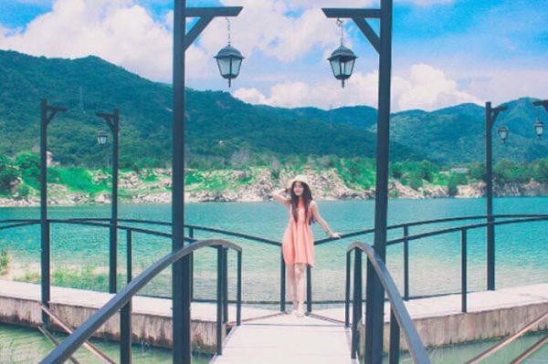 Hồ Đá Xanh Vũng Tàu.