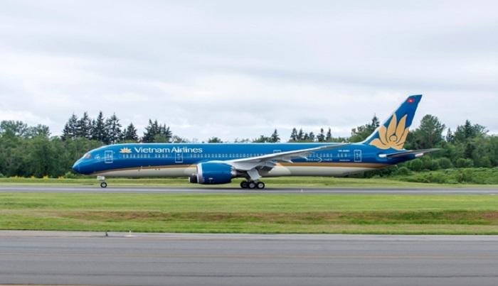 Máy bay 787 Dreamliner của Việt Nam Airlines