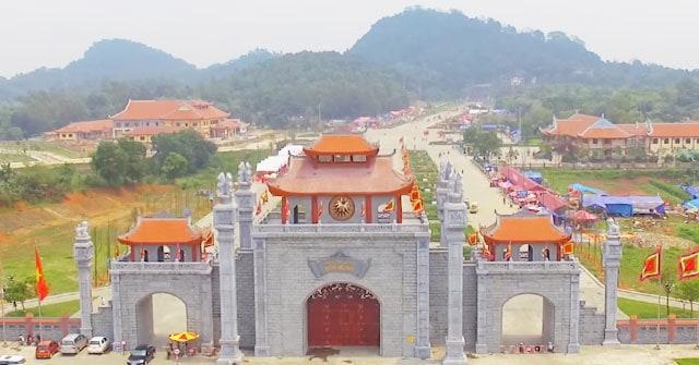 Các phương tiện từ sân bay Nội Bài đi Đền Hùng, Phú Thọ