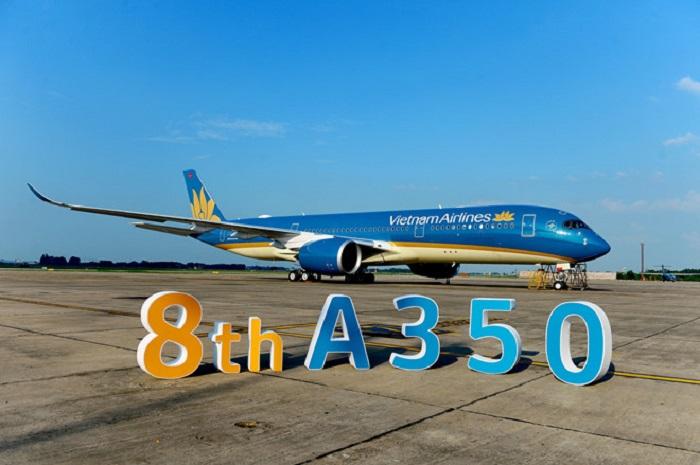 Siêu máy bay Airbus A350-900 XWB