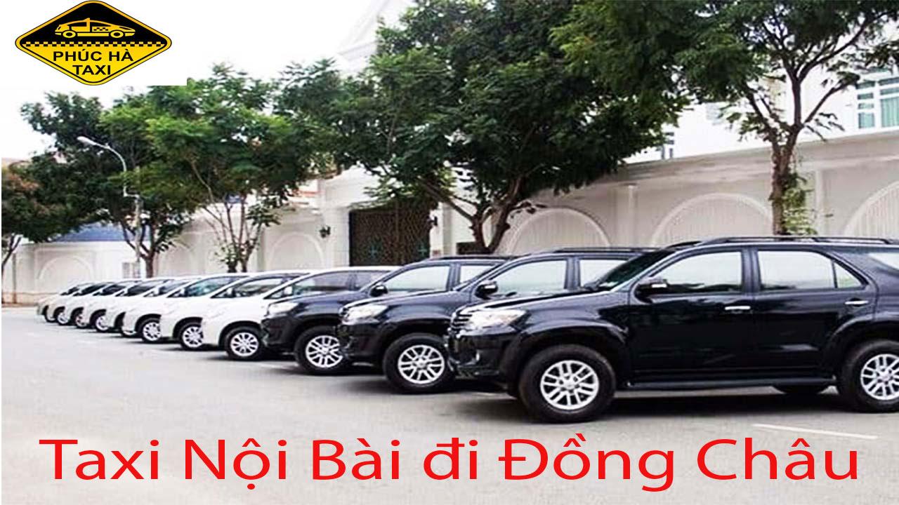 Taxi Nội Bài đi Đồng Châu