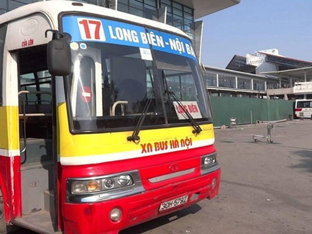 Đi Nội Bài bằng xe bus