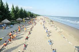 Từ sân bay Nội Bài đi biển Hải Tiến, Thanh Hóa nên đi xe gì?