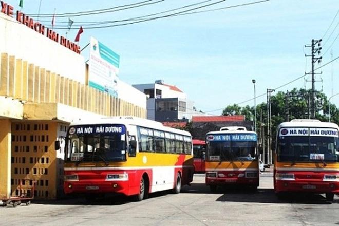 Xe từ Hà Nội về Hải Dương – Xe bus