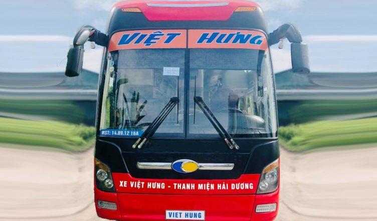 Xe từ Hà Nội về Hải Dương – Xe khách