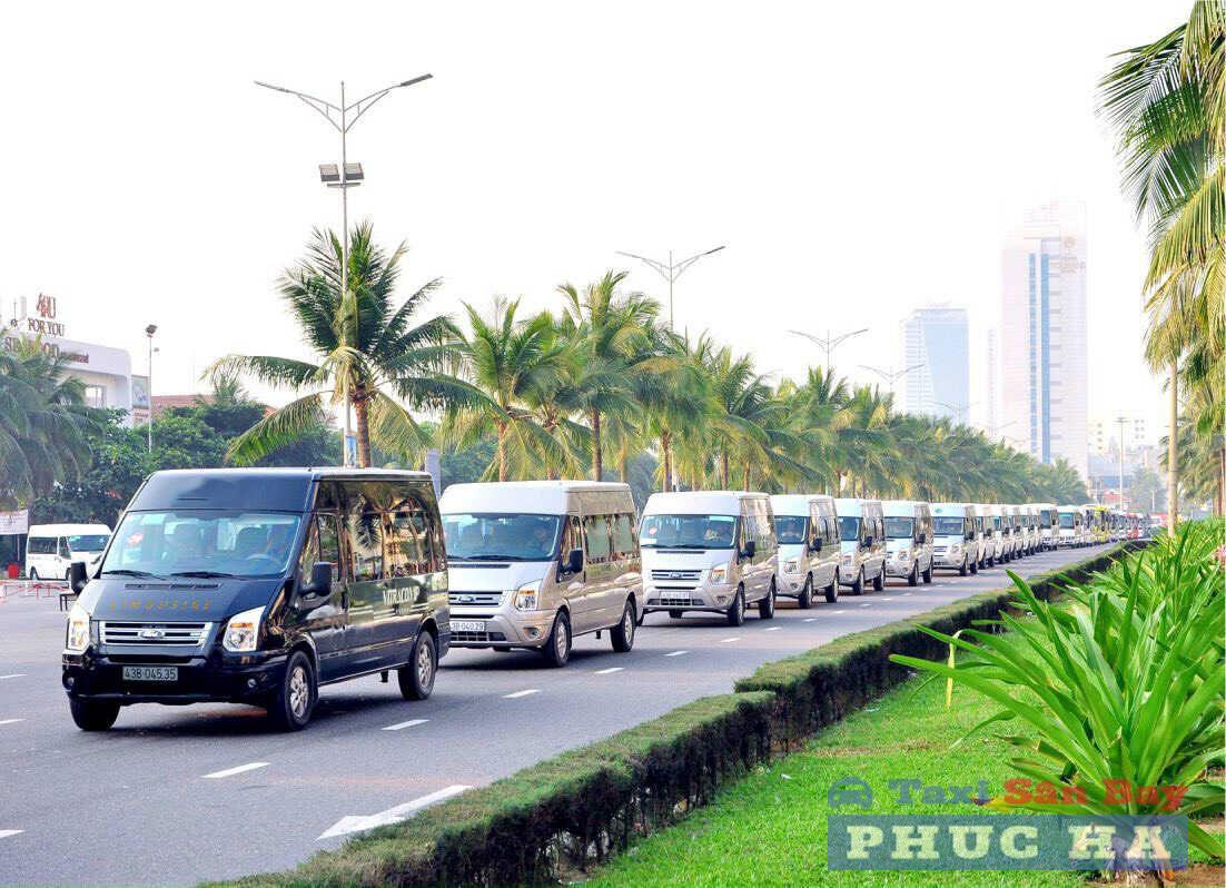 Xe limousine Hà Nội – Tuyên Quang