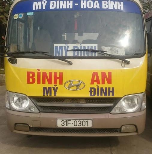 Xe khách Hòa Bình Yên Nghĩa