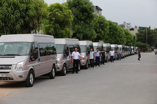 Phố Cổ đi đến sân bay Nội Bài